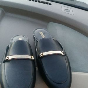 Michael Kors dress shoes leather new condition